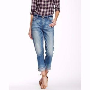 Level 99 Jeni Vintage Relaxed Straight Leg Jeans